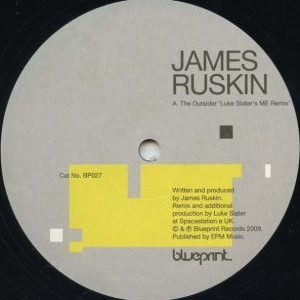 James Ruskin ‎– The Outsider