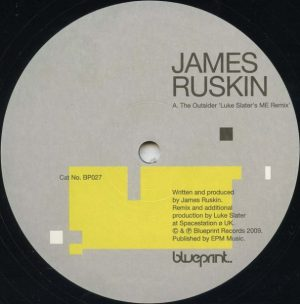 James Ruskin – The Outsider