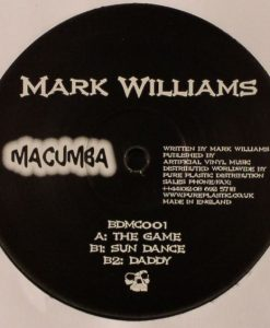 Mark Williams - The Game