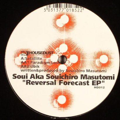 Souichiro Masutomi - Reversal Forecast EP