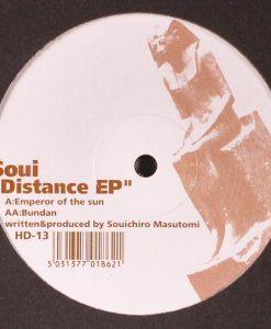 Souichiro Masutomi - Soul Distance EP