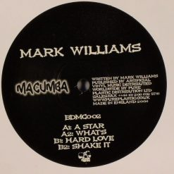 Mark Williams - A Star