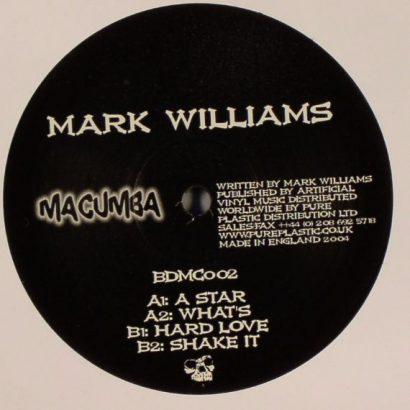 Mark Williams - A Star