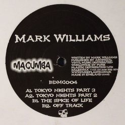 Mark Williams - Tokyo Nights