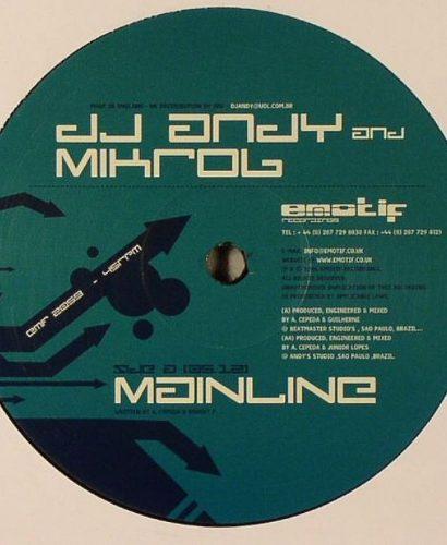 DJ Andy - Mikrob - Drumagik - Mainline
