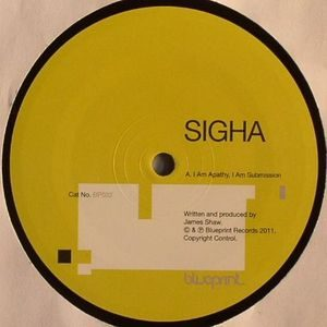SIGHA - I Am Apathy I Am Submission