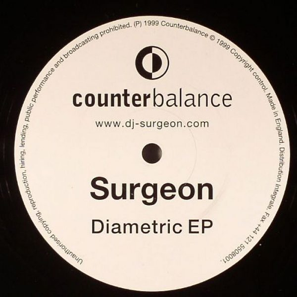 Surgeon - Diametric EP