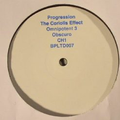 Pogression - The Coriolis Effect