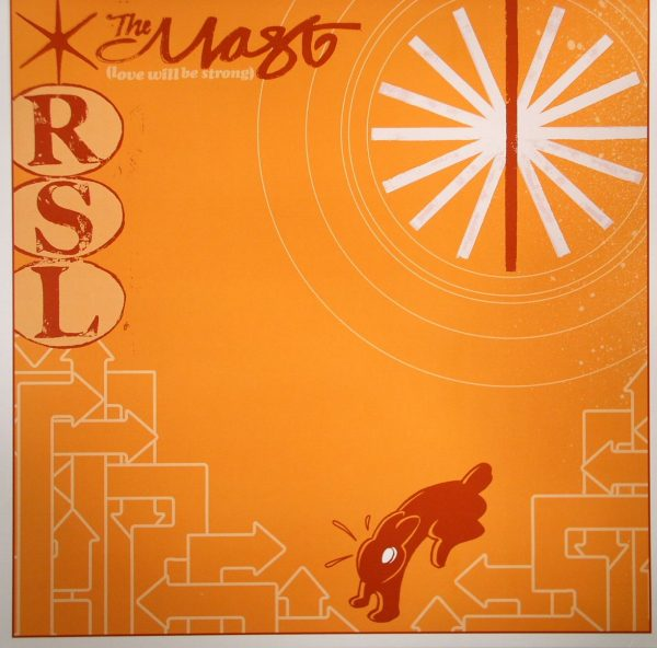 RSL - The Mast - Love Will Be Strong