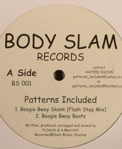 PATTERNS INCLUDED - Boogie Bwoy Skank
