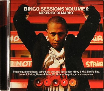 DJ MARKY - Bingo Sessions Volume 2