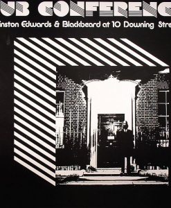 WINSTON & BLACKBEARD - Dub Conference At 10 Downing Street