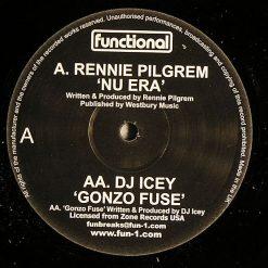Rennie PILGREM - DJ ICEY - Nu Era