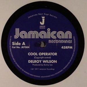 Delroy WILSON - Cool Operator