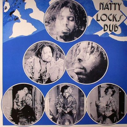 Winston EDWARDS - Natty Locks Dub