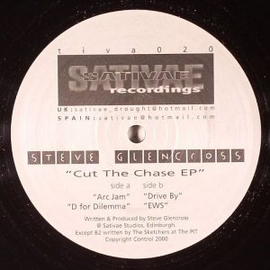 Steve GLENCROSS - Cut The Chase EP