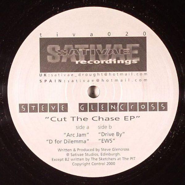 Steve GLENCROSS - Cut The Chase EP