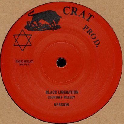 Courtney Melody – Black Liberation - Stop Inform
