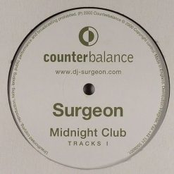 Surgeon - Midnight Club Tracks I