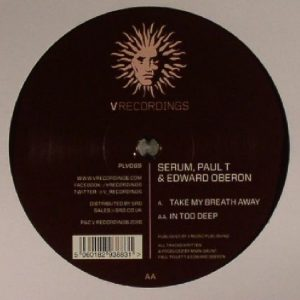 V Recordings – Take My Breath Away vinyl