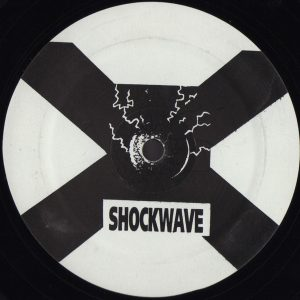 Agent-X ‎– Mission 2 EP – Shockwave Records b