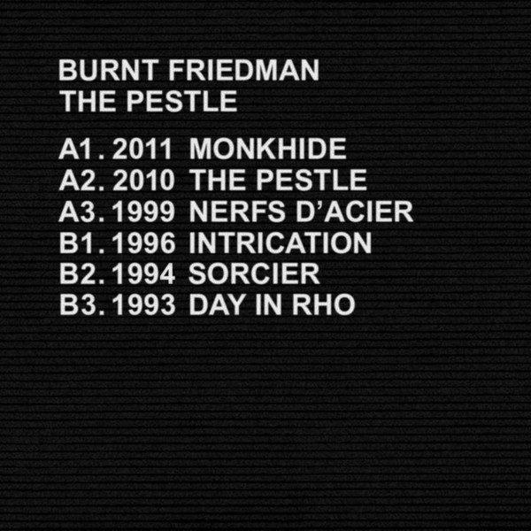 Burnt Friedman – The Pestle