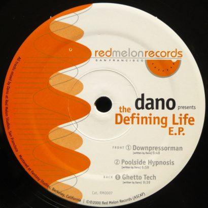 Dano – The Defining Life E.P