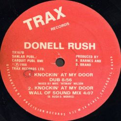 Donell Rush – Knockin' At My Door