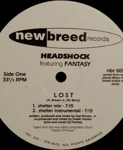 Headshock Featuring Fantasy ‎– Lost