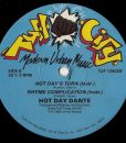 Hot Day Dante ‎– Hot Days Turn – Rhyme Complication B