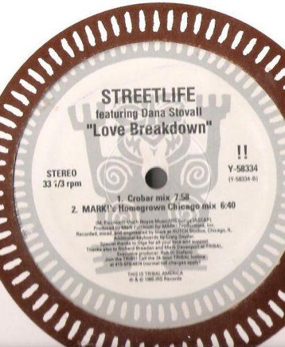 Streetlife Feat. Dana Stovall – Love Breakdown