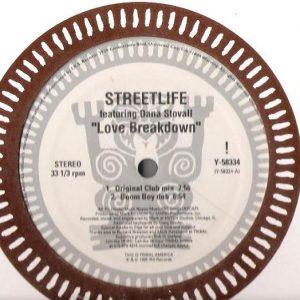 Streetlife Feat. Dana Stovall – Love Breakdown b