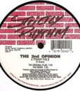 The 2nd Opinion ‎– A Tracky Hold – Strictly Rhythm -b