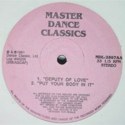 Various – C & P Dance Classics