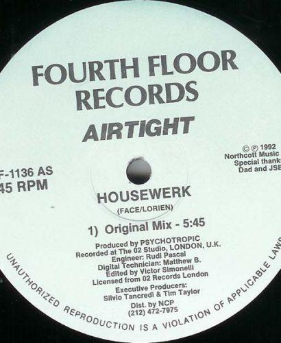 Airtight – Housewerk