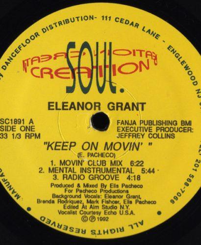 Eleanor Grant – Keep On Movin