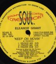 Eleanor Grant ‎– Keep On Movin B