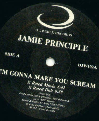Jamie Principle – I'm Gonna Make You Scream
