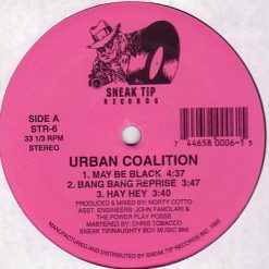 Urban Coalition ‎– May Be Black