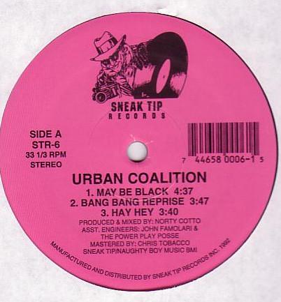 Urban Coalition – May Be Black