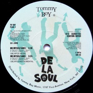 De La Soul – Me Myself And I -2