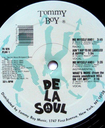 De La Soul – Me Myself And I