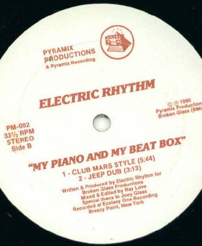 Electric Rhythm – Got Another Funky Break 4 U
