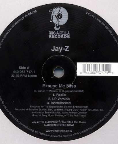 Jay-Z – Excuse Me Miss - The Bounce