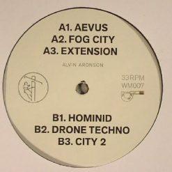 Alvin Aronson – City EP - vinyl
