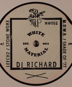 DJ Richard ‎– Leech2 vinyl