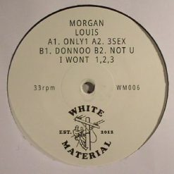 Morgan Louis ‎– Only 1 vinyl