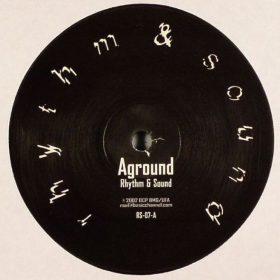 Rhythm & Sound – Aground - Aerial -vinyl