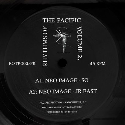 Rhythms Of The Pacific Volume 2 vinyl