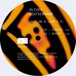 Oliver Deutschmann ‎– Lost In A Loop